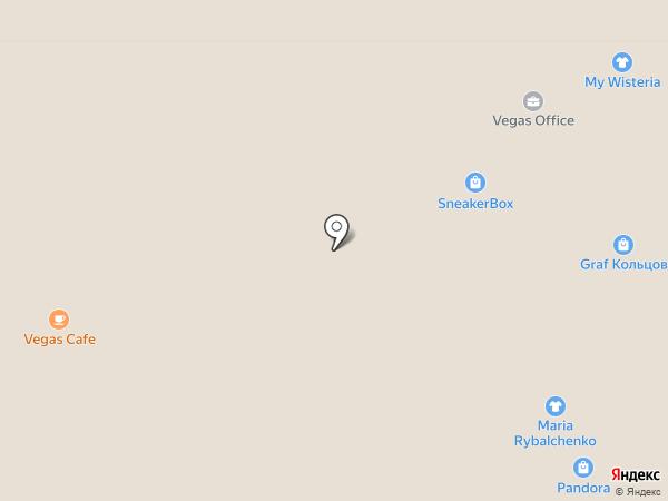 Reebok на карте Красногорска