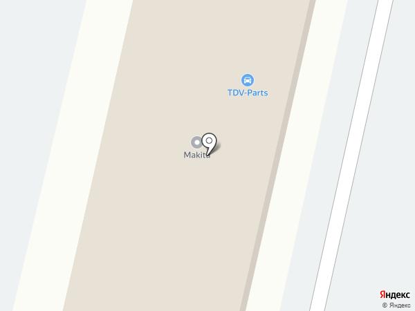 Опелёвая мастерская на карте Москвы