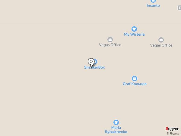 Charm Harbor на карте Красногорска