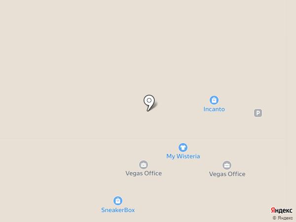 Yves Rocher на карте Красногорска