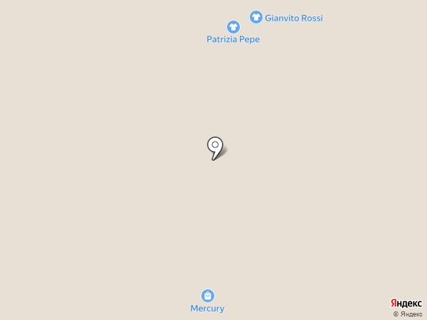 Armani Collezioni на карте Красногорска