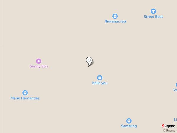 Time Code на карте Красногорска