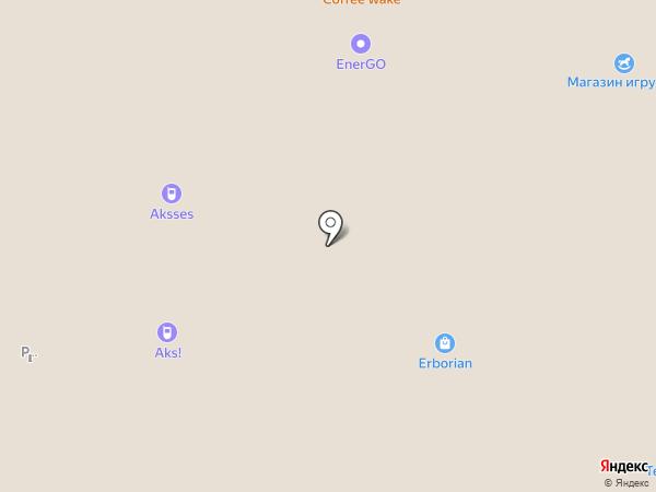 Montblanc на карте Красногорска