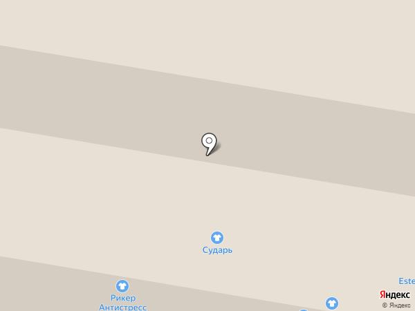 Estelle A-Store на карте Красногорска
