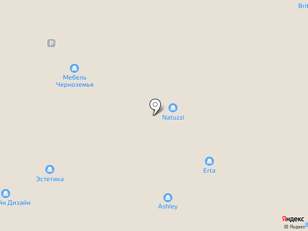 Renaissance на карте Москвы