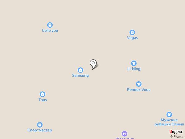 Банкомат, Райффайзенбанк на карте Красногорска