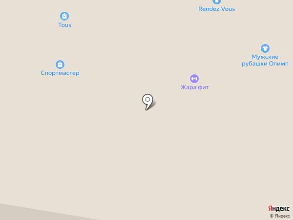 Zorka на карте Красногорска