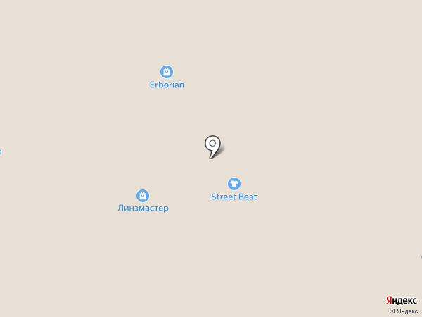 Street Beat на карте Красногорска