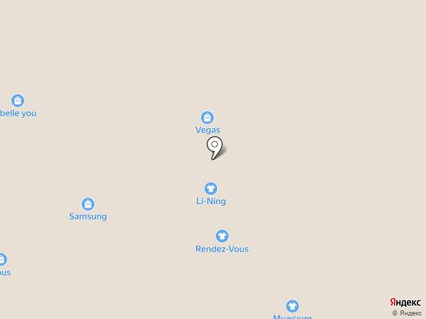 Olymp на карте Красногорска