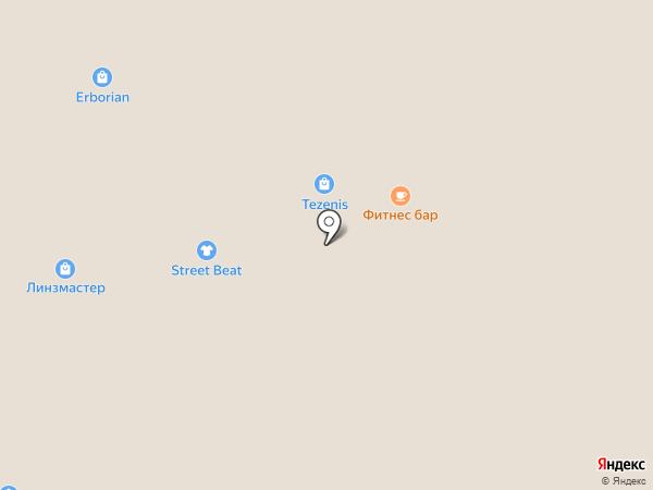 Auto-SPA на карте Красногорска