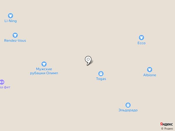 Media Markt на карте Красногорска