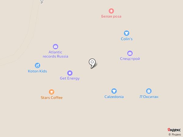 L`Occitane en Provence на карте Красногорска