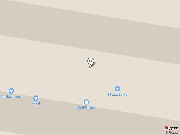 Tj Collection на карте Красногорска