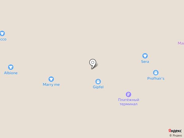 Gipfel на карте Красногорска
