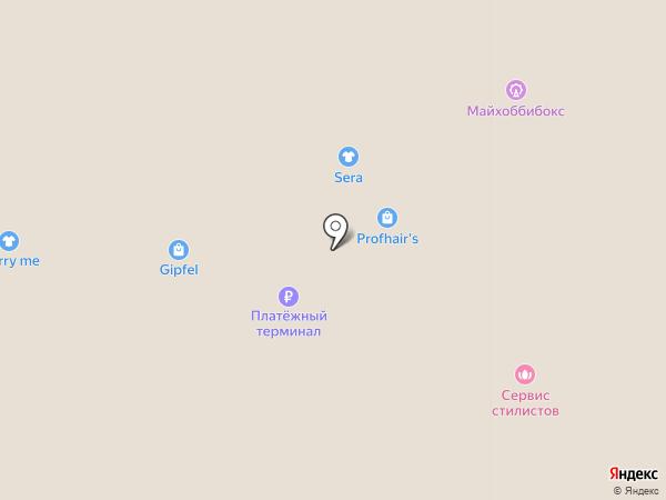 Fathers на карте Красногорска