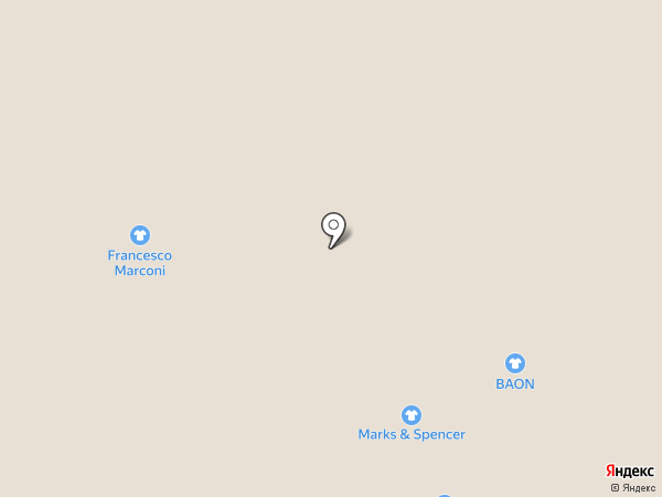 Marks & Spencer на карте Красногорска