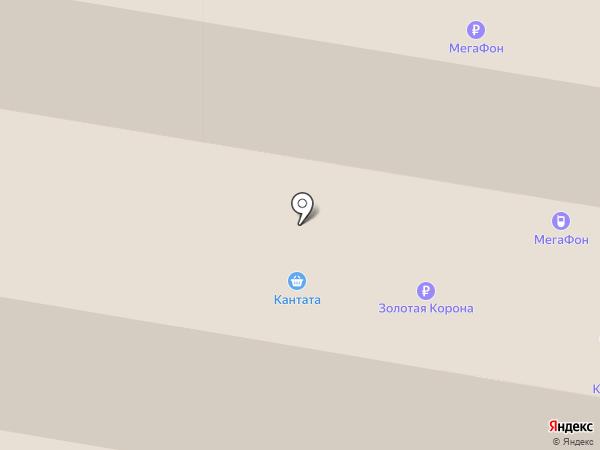 Zumita на карте Красногорска