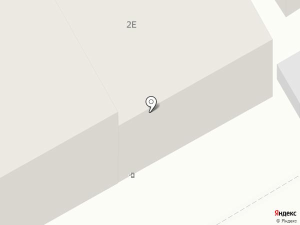 Оранж на карте Анапы
