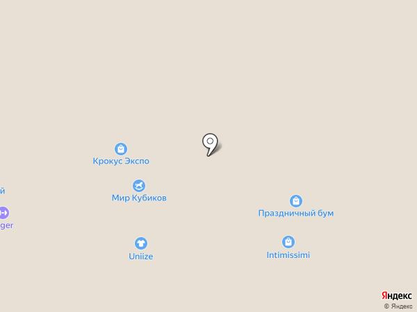 Intimissimi на карте Красногорска