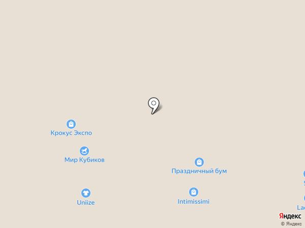 Napapijri на карте Красногорска
