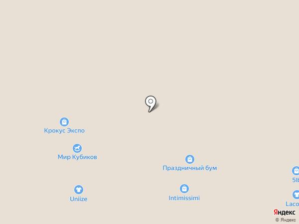 Stilnyashka на карте Красногорска