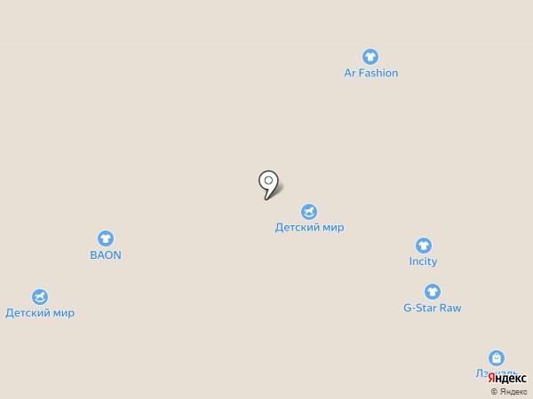 G-star raw на карте Красногорска