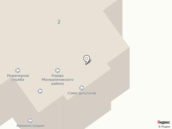 Территориальная избирательная комиссия Молжаниновского района на карте Москвы