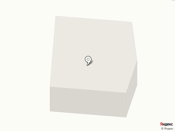 Утес на карте Анапы