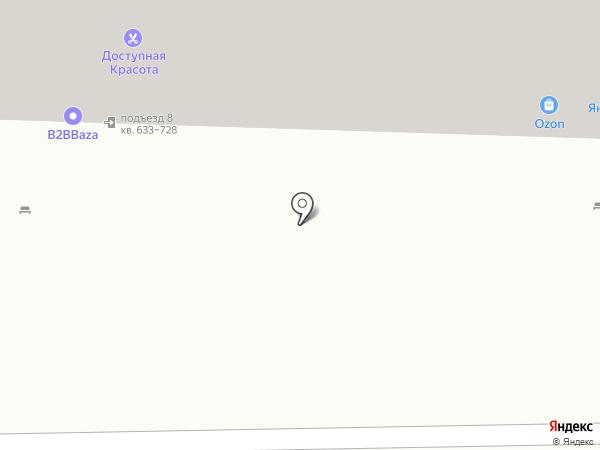 Альберт Багдасарян на карте Химок