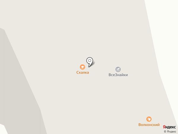 Сервис 365 на карте Москвы