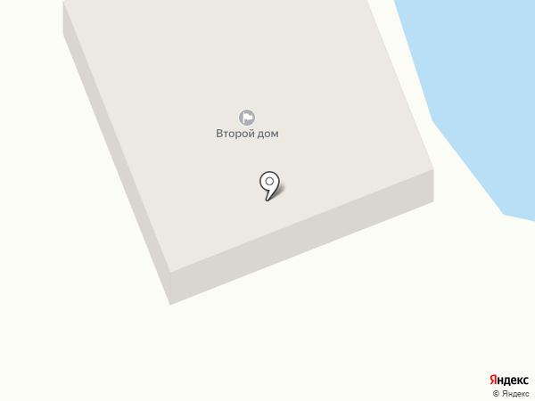 Второй дом на карте Озерецкого