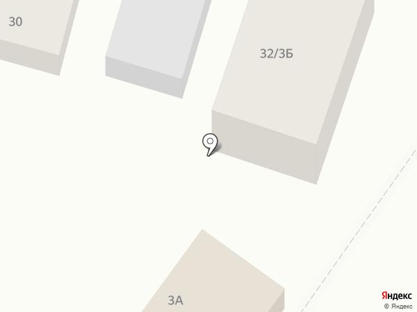 Вечный зов на карте Анапы