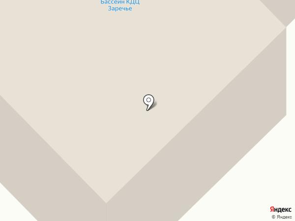 Линзы тут на карте Заречья