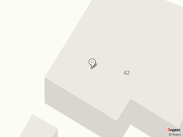 Кореец-авто на карте Анапы