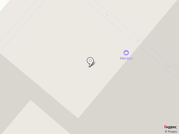 Н Экс на карте Москвы