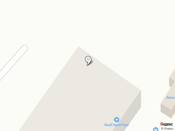 Хозстройторг на карте Анапы