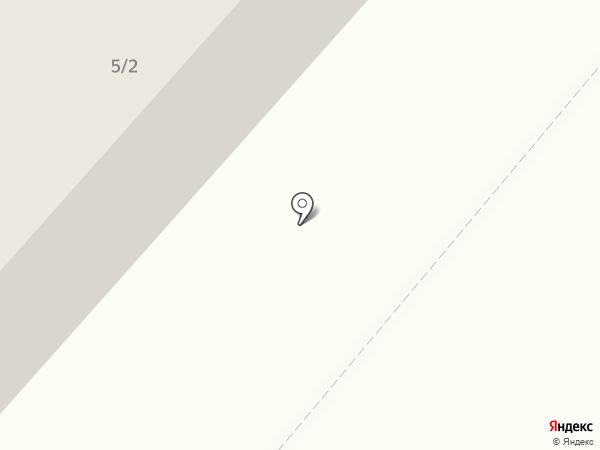 Лазер-клуб на карте Москвы