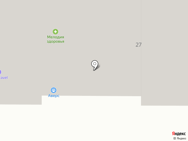 Симба на карте Химок