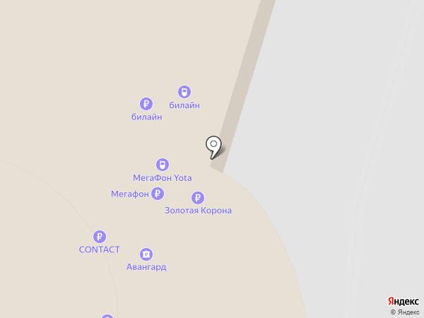 Московское время на карте Химок