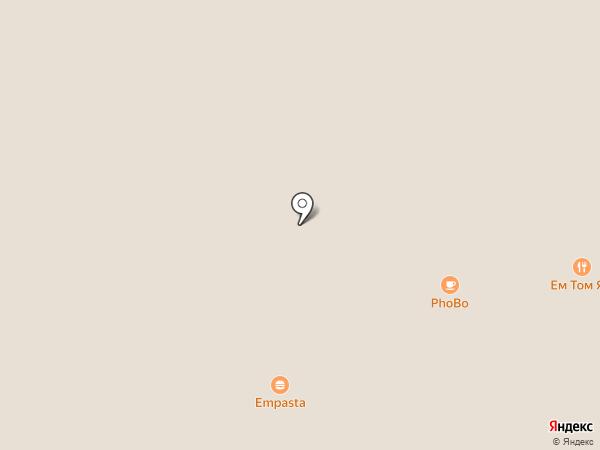 EM PASTA на карте Химок