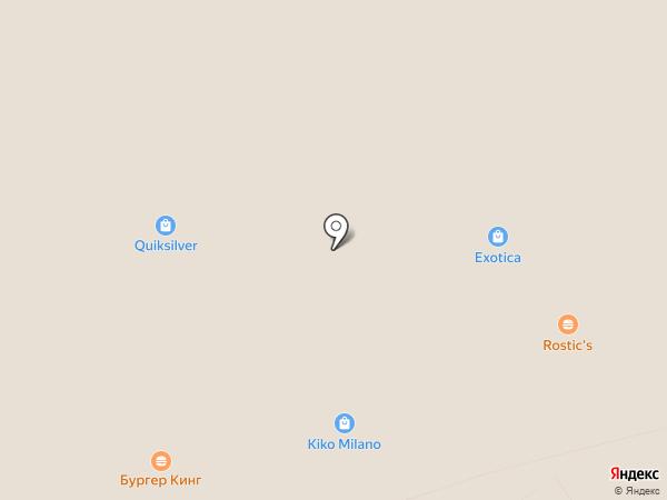 New Balance на карте Химок