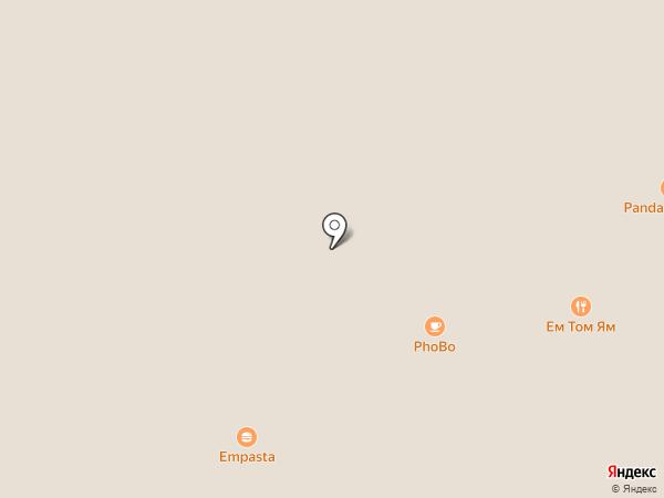 The Noodle House на карте Химок