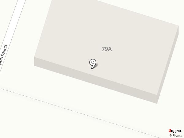 ЮНИС на карте Анапы