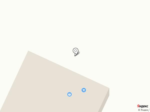 Шиномонтажная мастерская на Набережной на карте Анапы
