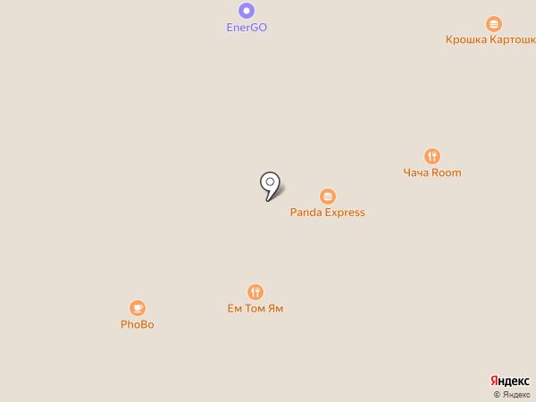 ЧАЧАRoom на карте Химок
