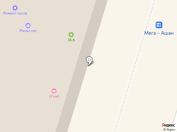 Gipfel на карте Химок