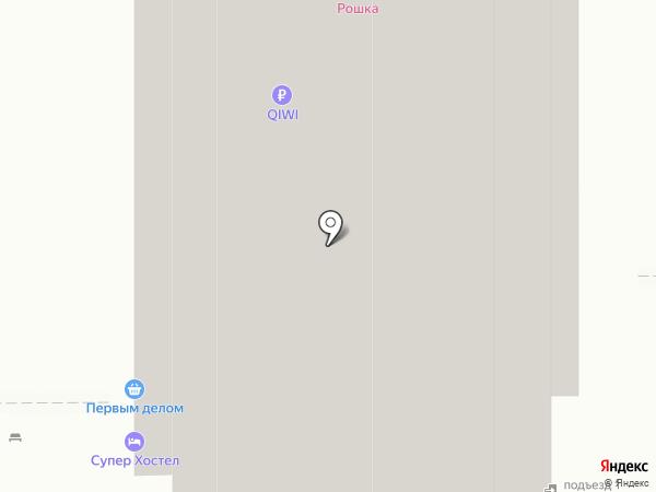 Superlik на карте Химок