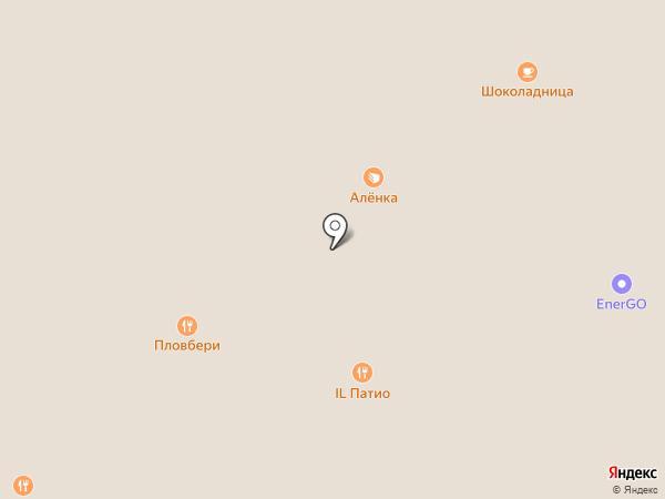 IL Патио на карте Химок