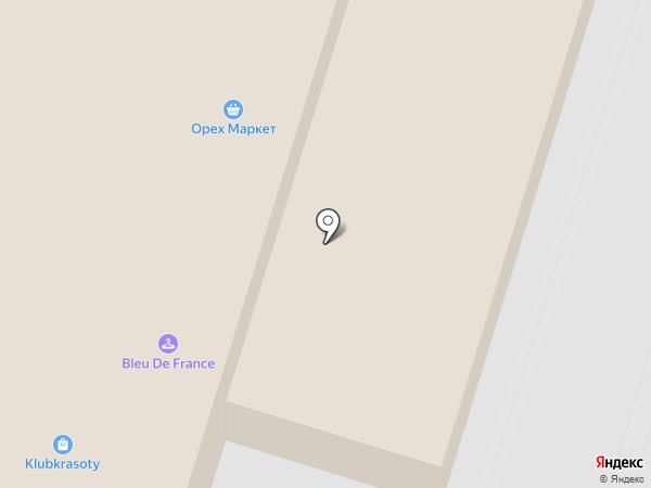 Медовая лавка на карте Химок