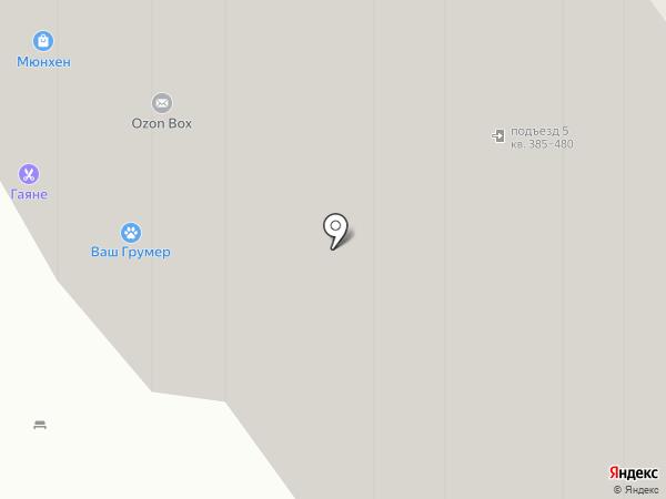 Символ на карте Химок